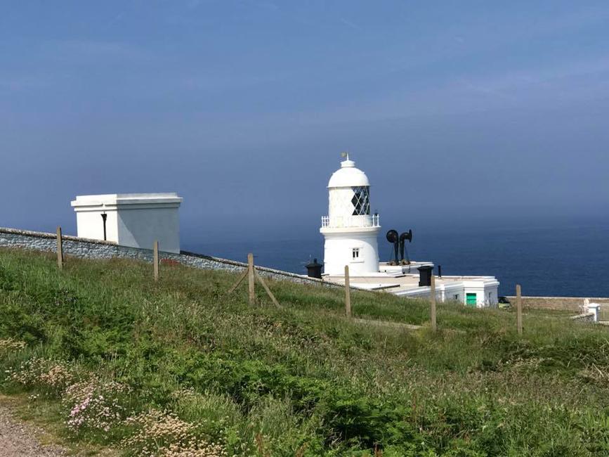 Newquay lighthouse