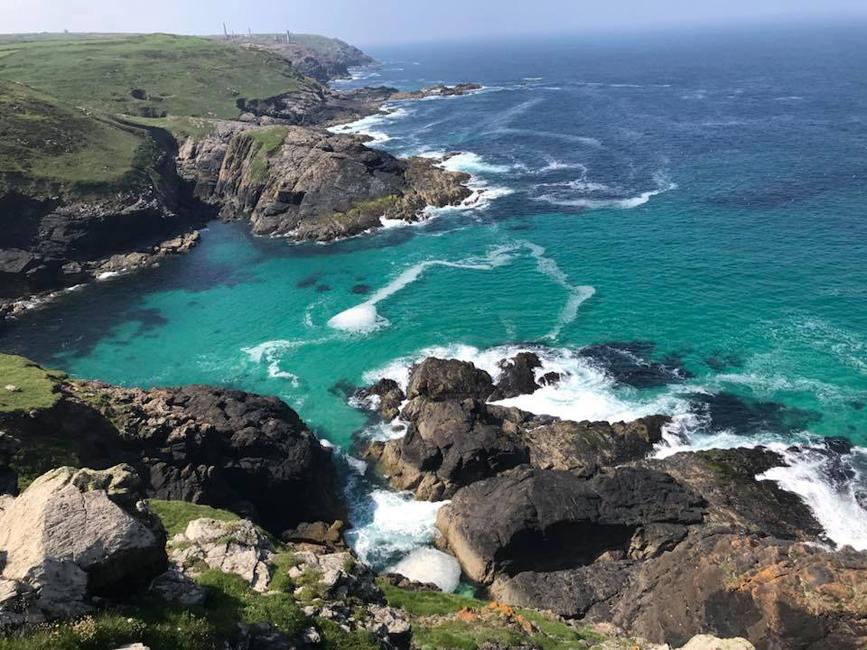 Impressing Cornwall coasts