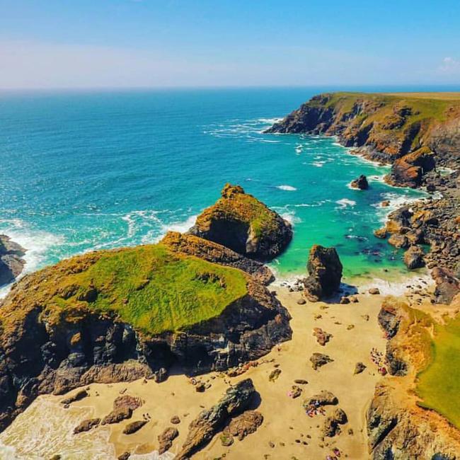The North Dramatic Coast