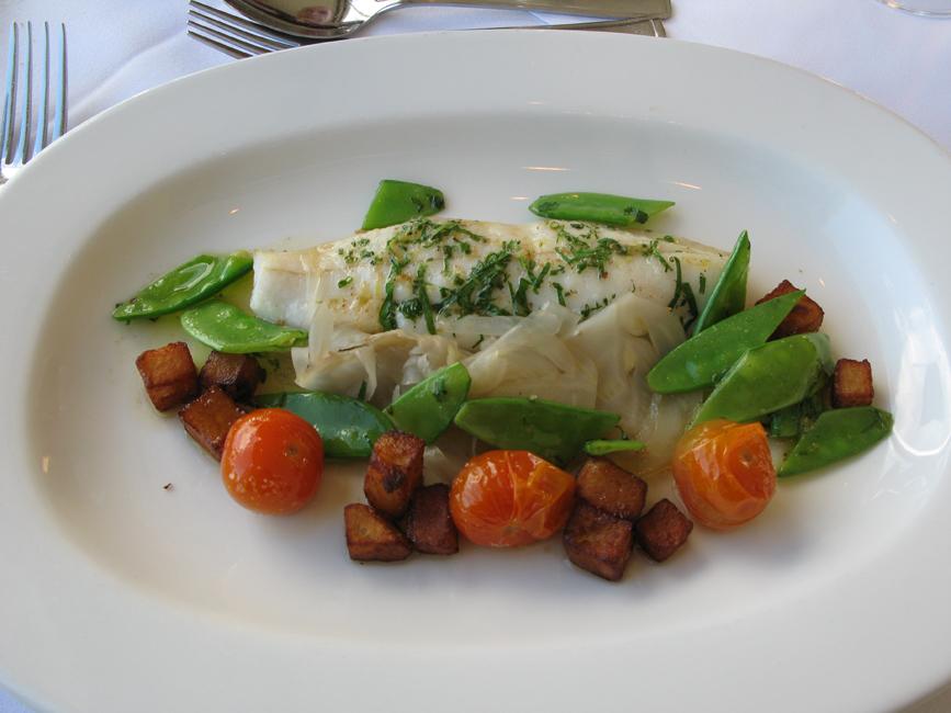 Local Fish Dish