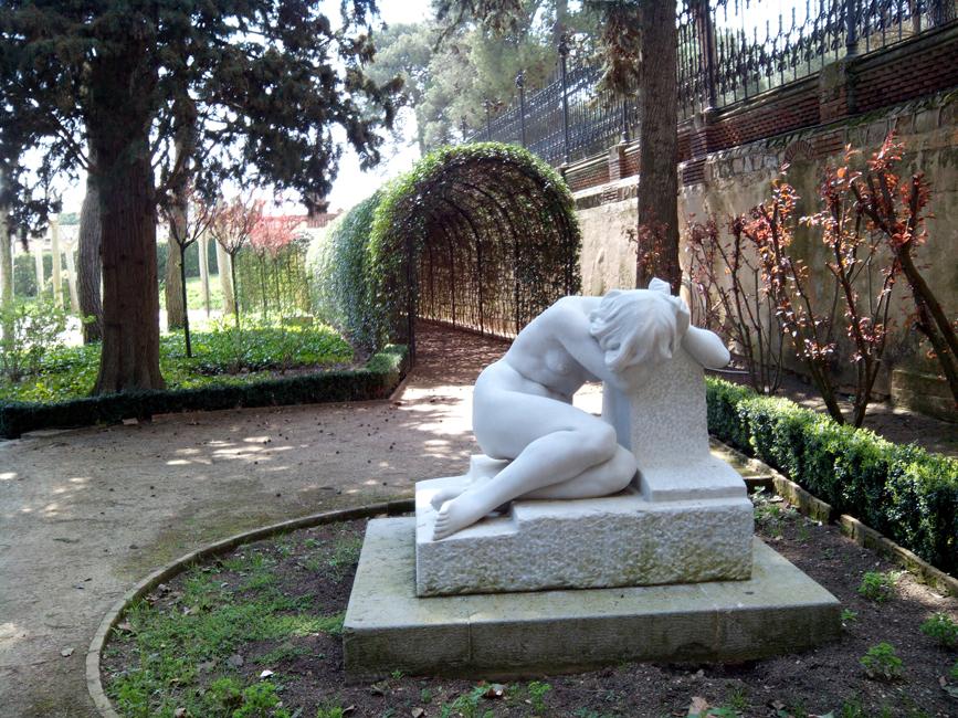Can Garí garden