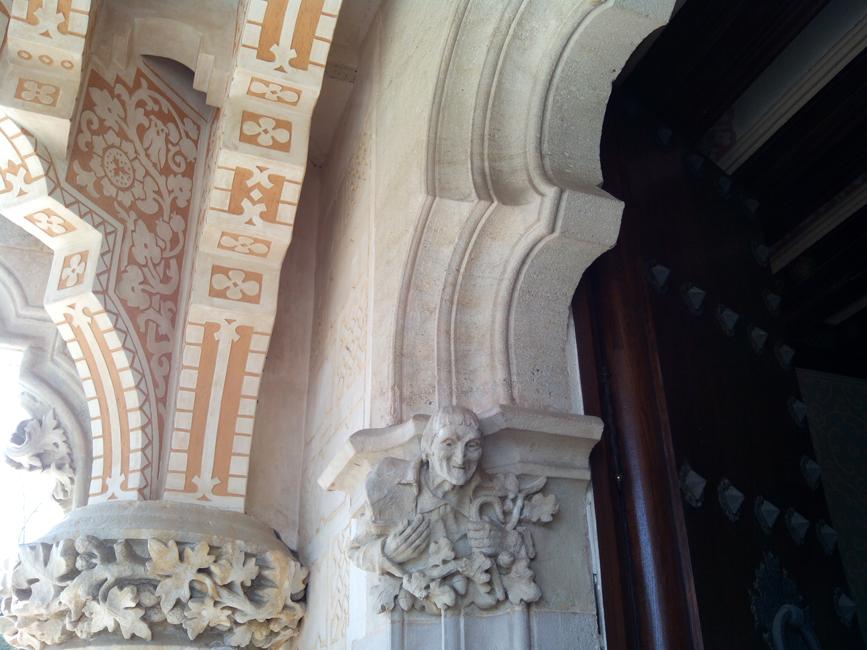 Hall sculpture