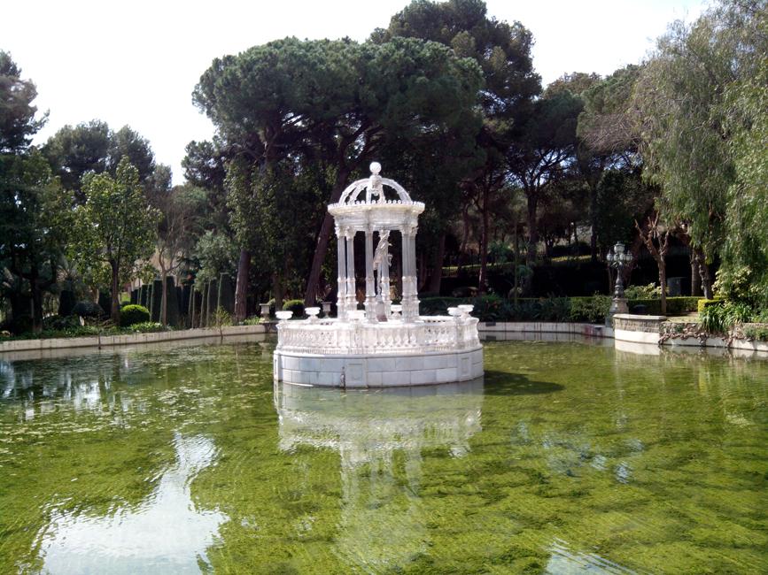 Can Garí impressive Fountain