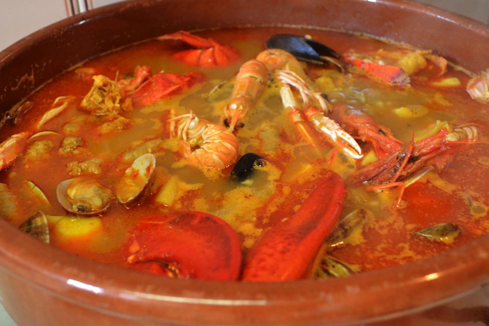 Juicy Lobster Rice