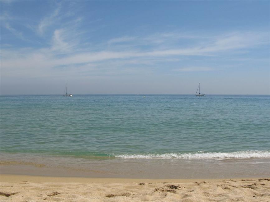 Costa Maresme beach