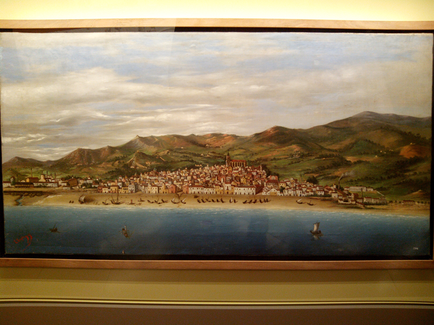 Mataró Museum ... where we come from