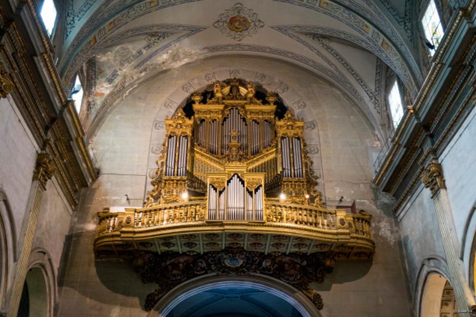 Santa Maria Basilique Organ