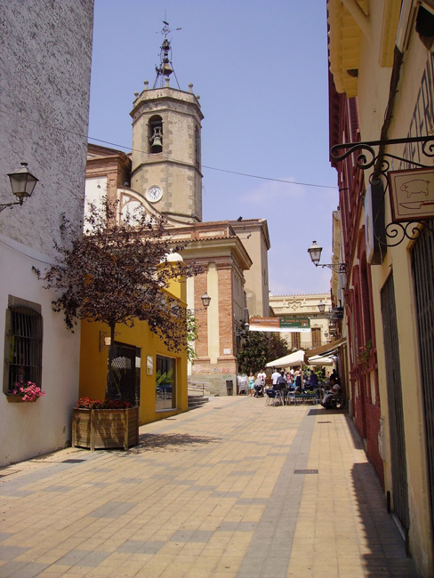 Sant Joan Street